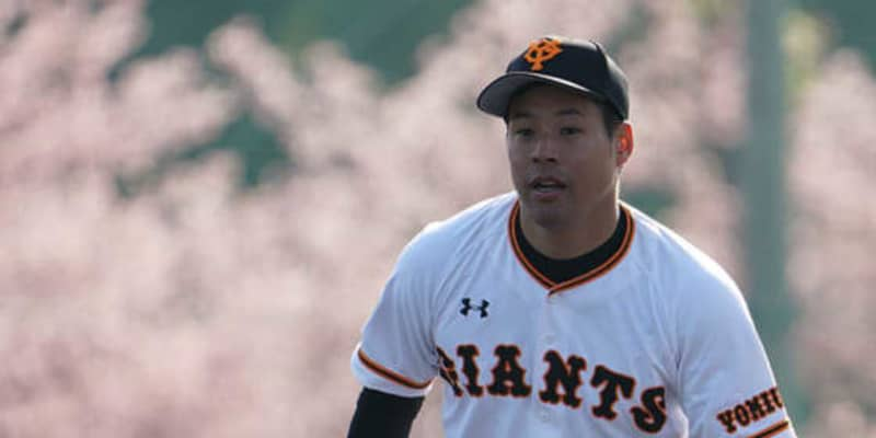 巨人高木京介が支配下復帰、背番号「57」 「精一杯、1軍で頑張っていきます」