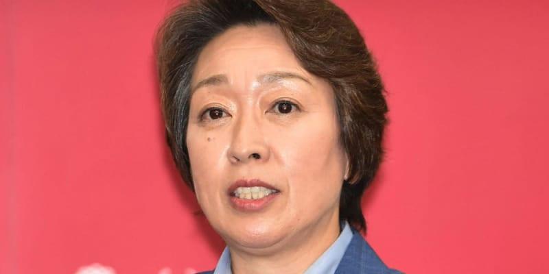 橋本聖子会長 ボランティア、聖火リレー辞退者の再希望受け入れ準備