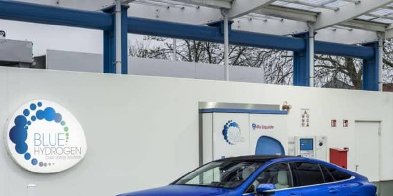 トヨタ MIRAI 新型、航続は3割延びて650kmに…欧州仕様車を発表