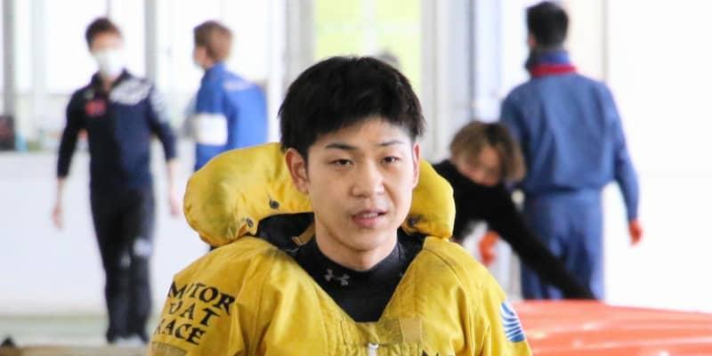 【ボート】浜名湖G1 栗城匠が連勝で予選を突破 G1戦出場2回目で今度は初優出を狙う