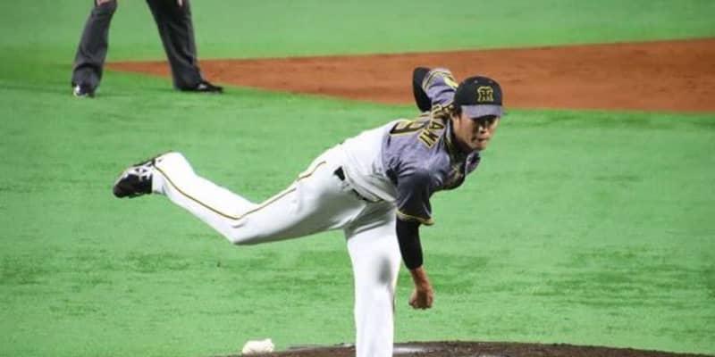 阪神藤浪、OP戦初登板で最速158キロ 日本一打線を相手に4回無失点の好投