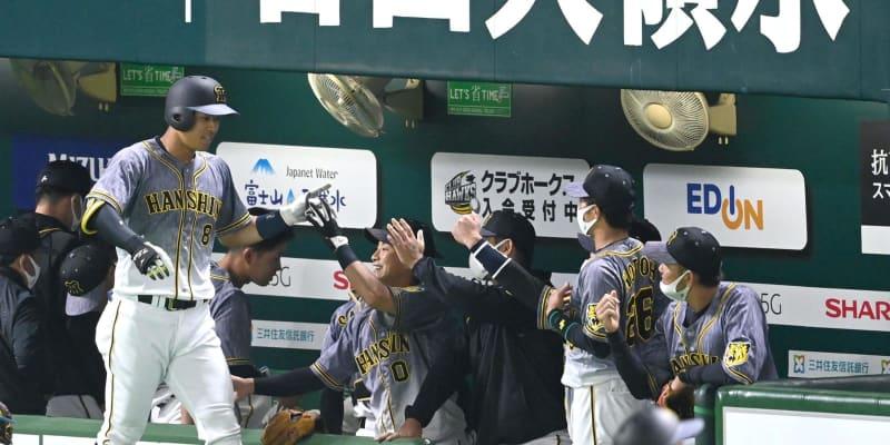 強いぞ!矢野阪神 王者ソフトバンクに完封勝ち 佐藤輝&サンズが一発 西勇と藤浪も好投