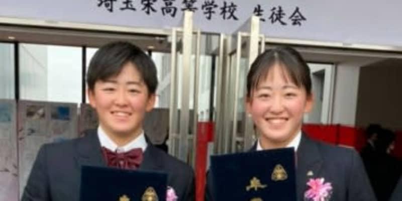 埼玉の岩井ツインズが高校卒業 二人そろって「短大に通いながらプロテストへ」