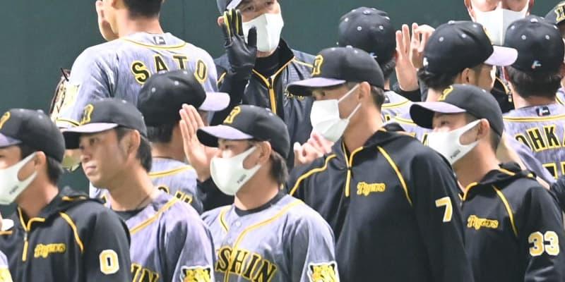 阪神・矢野監督「いいピッチャーから打った」佐藤輝の先制弾を称賛