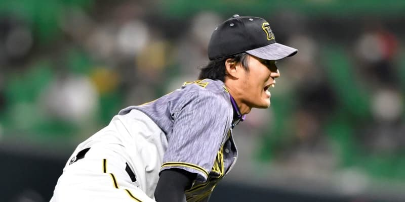 阪神・藤浪の好投に「頼もしくなってきたな」矢野監督が成長を認める