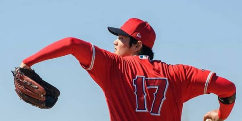 【MLB】大谷翔平、今季初実戦で最速161キロ「真っすぐ良かった」 2回途中5奪三振1失点