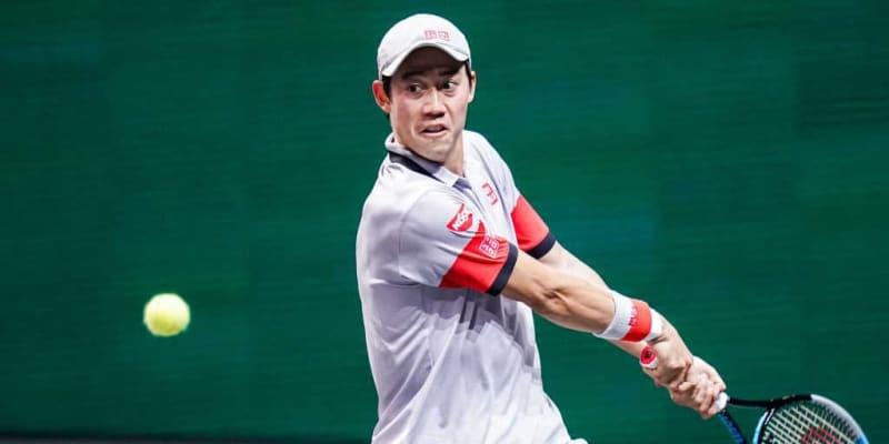 【速報】錦織が第1セットを落とす。世界26位チョリッチとの準々決勝[ATP500 ロッテルダム]
