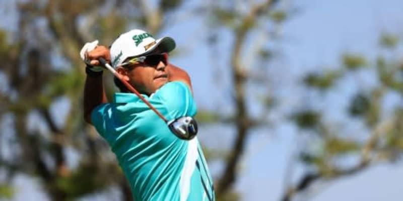 松山英樹は粘りのゴルフで週末へ 手首痛めるも「後半伸ばせてよかった」