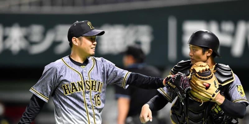 阪神・西勇 開幕不安なし2回0封 キャンプ離脱から今季初実戦