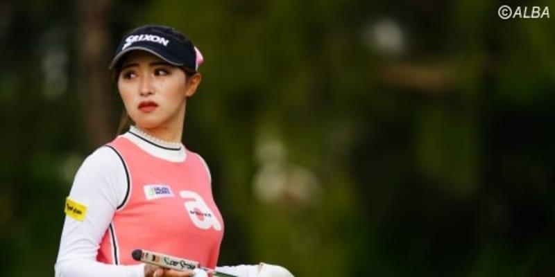 <速報>国内女子ツアーは決勝Rへ 渋野日向子は首位と4差、午前10時スタート