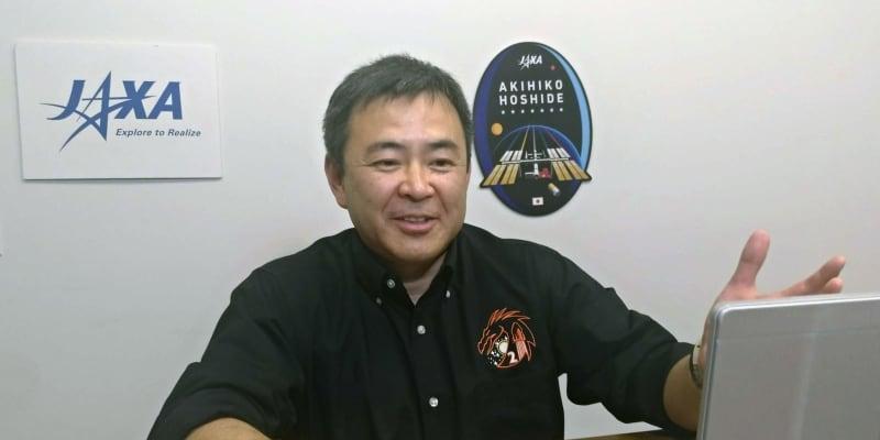 星出さん4月22日に宇宙へ 野口さんは船外活動終了