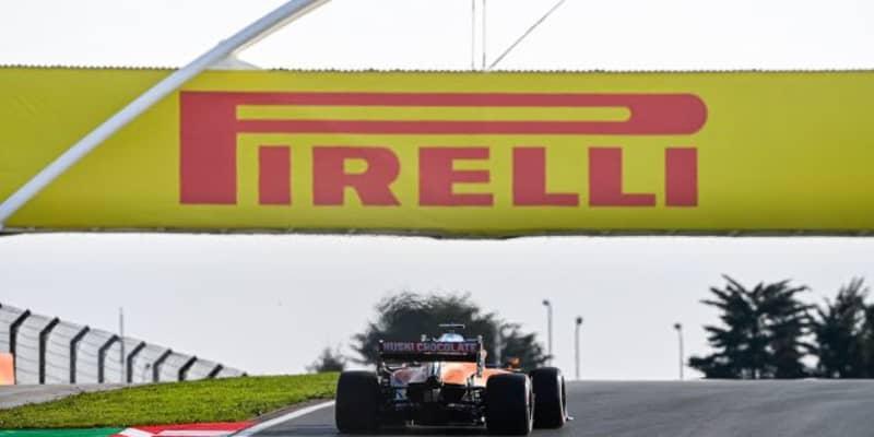 F1とピレリの契約期間が2024年末までに変更。18インチタイヤへの移行延期に伴い1年延長に