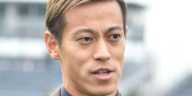 本田圭佑、ツイッター乗っ取り被害「まさかのハッキングを食らい…」