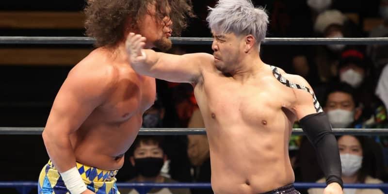 KENTA 左目攻めでロビンソン撃破 次は鈴木戦「天龍さんに会わなければ…」