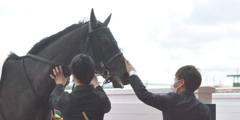 四位師初陣は4位 福永ニヤリ「まさかの」テイエムジャガーでガッツあふれる騎乗