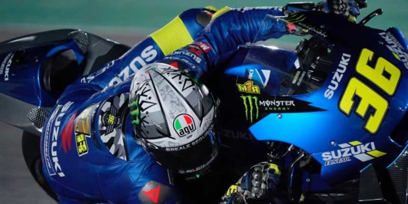 MotoGPカタール公式テスト1日目:アプリリアのA.エスパルガロがトップタイム。王者ミルは3番手