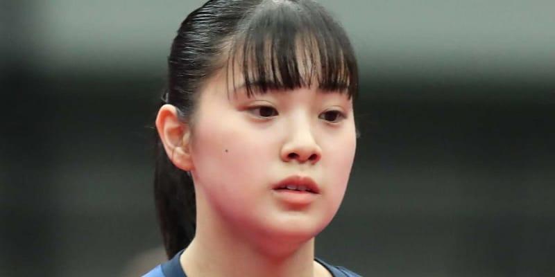 卓球・長崎美柚らがエリートアカデミー修了 目標のパリ五輪金メダルへ「進化していきたい」