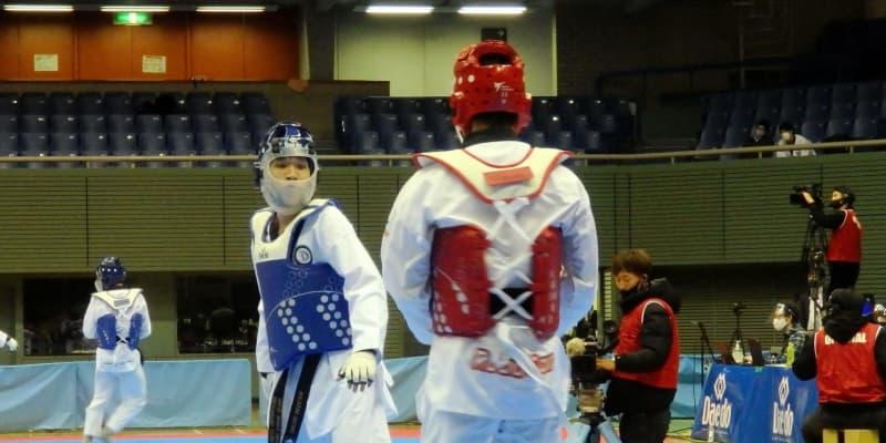 テコンドー・鈴木リカルド 74キロ挑戦は準V「五輪につなげられた」