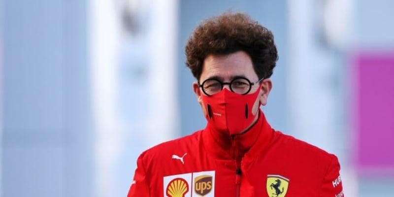フェラーリF1がビノット代表を更迭との噂。示唆したドライバーは火消しに走る
