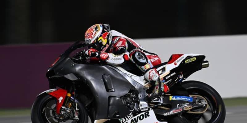 中上貴晶、新カウルなど「重要なパーツをテストして、とても忙しい一日に」/MotoGPカタール公式テスト2日目