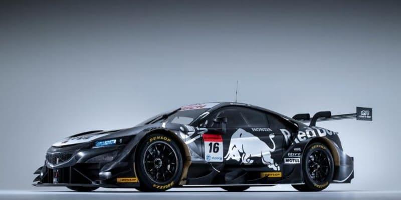 """レッドブル公式サイトにて新連載がスタート。第1回は『auto sport』編集長が語る""""スーパーGTのタイヤ"""""""