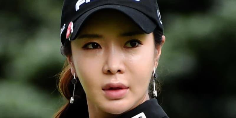 女子ゴルフ「セクシークイーン」アン・シネ来日秒読み、スカイAが韓国ツアー中継発表