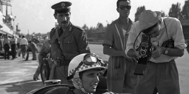 史上初の女性F1ドライバー、マリア・テレーザ・デ・フィリッピス 3月8日は国際女性デー