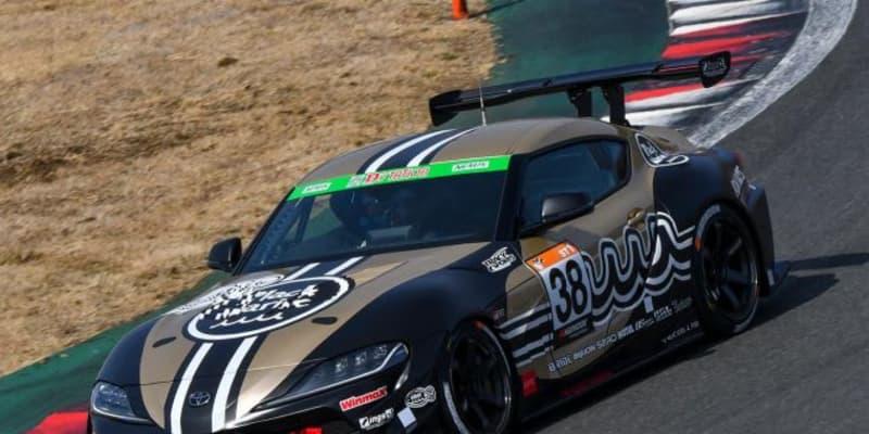 TRACY SPORTS、スーパー耐久に3台の車両を投入。ST-1/ST-3の両クラスでチャンピオンを目指す
