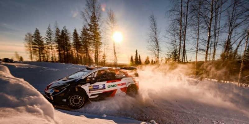 突出するロバンペラの完成度。WRC第2戦アークティックは若手の速さが光る1戦に