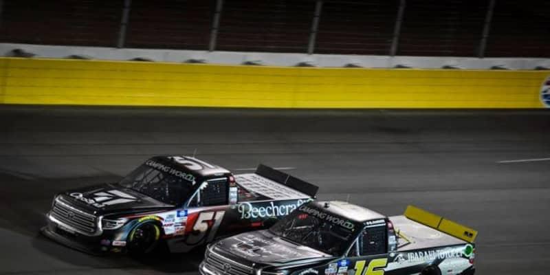 NASCAR第3戦でHREのヒルが3位フィニッシュ。次戦アトランタでは優勝争いのチャンスも