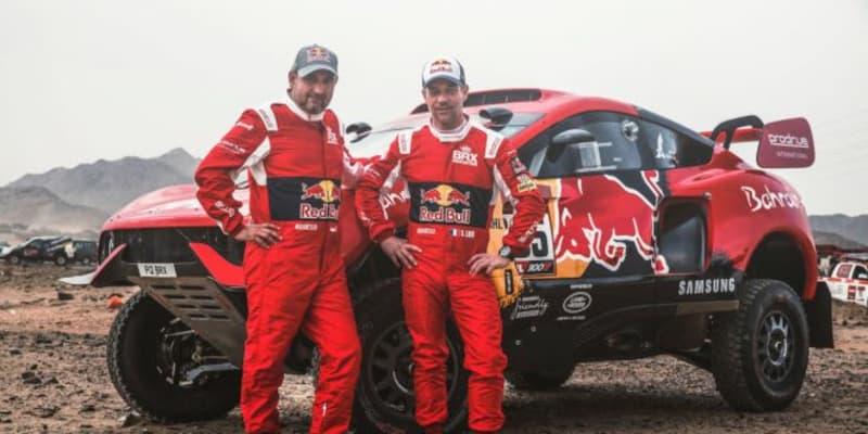 WRC9連覇の名コンビに幕。セバスチャン・ローブ、2022年ダカールは新ナビゲーターと参戦へ