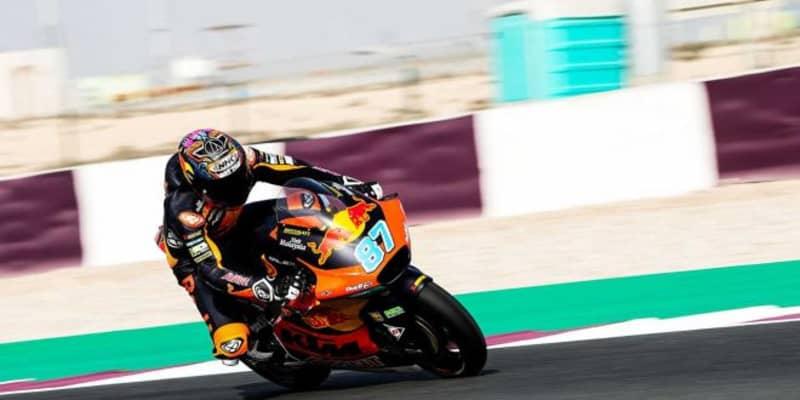 【タイム結果】Moto2クラス:2021MotoGPカタール公式テスト1日目