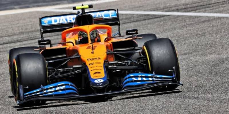 「マクラーレンF1とメルセデスのパートナーシップは今のところ順調」とノリス