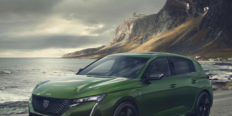 プジョーが主力モデル「308」をフルモデルチェンジ、プラグインハイブリッド車も新設定