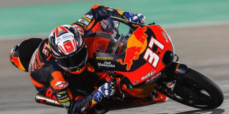 【順位結果】2021MotoGP第2戦ドーハGP Moto3決勝