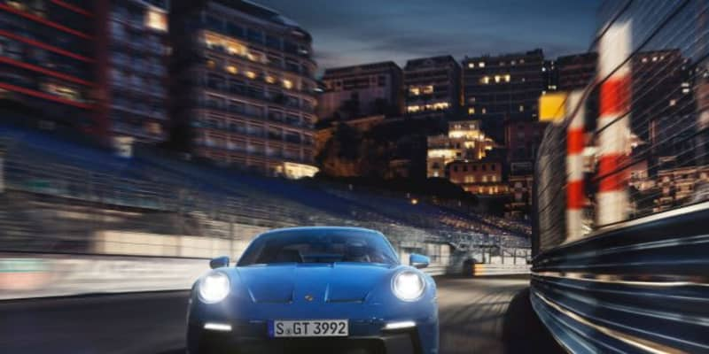 ポルシェ、歴代ニュル最速タイムを塗り替えた新型『911 GT3』の予約受注を開始