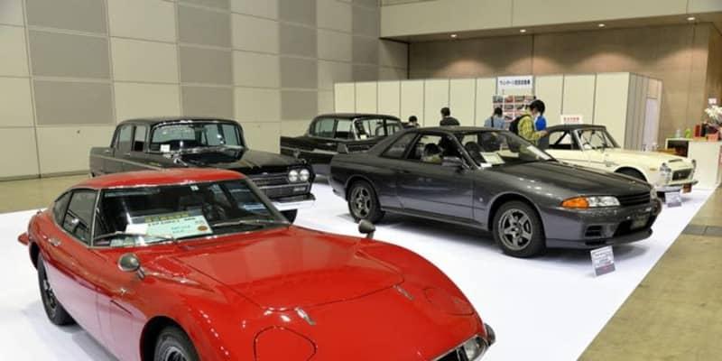 トヨタ 2000GT など、国産ヘリテージカーを展示したヴィンテージ宮田自動車…オートモビルカウンシル2021