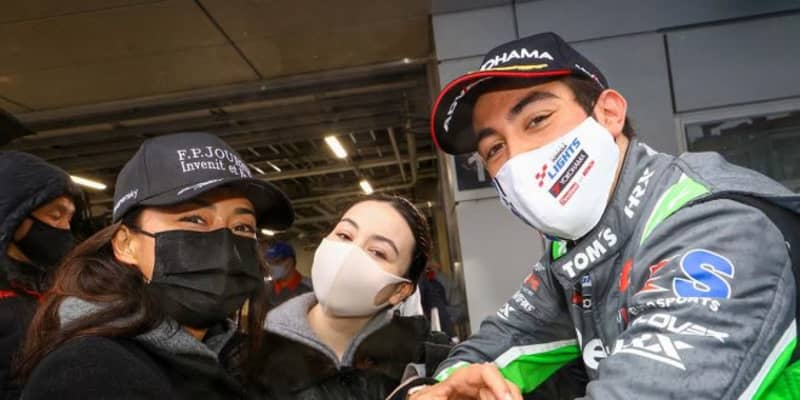 ジュリアーノ・アレジ、日本初レースで表彰台。複数年かけて結果を残すために御殿場で一人暮らしを開始