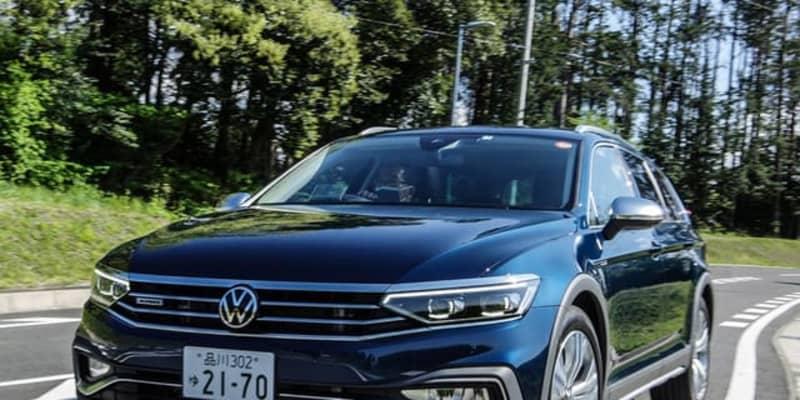 "【VW パサート 新型試乗】""普通であることの心地よさ""を味わわせてくれる…島崎七生人"