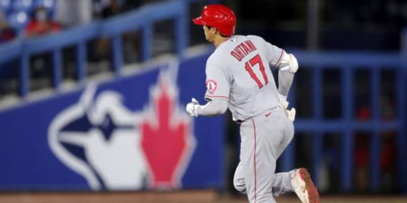 【MLB】大谷翔平が「パワーを披露」 3号弾&3点二塁打に「絶好調の滑り出し」と米称賛