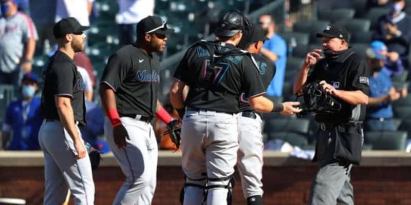 "【MLB】「ワケが分からない」「あれはストライク」""疑惑""のサヨナラ死球に不満の声噴出"