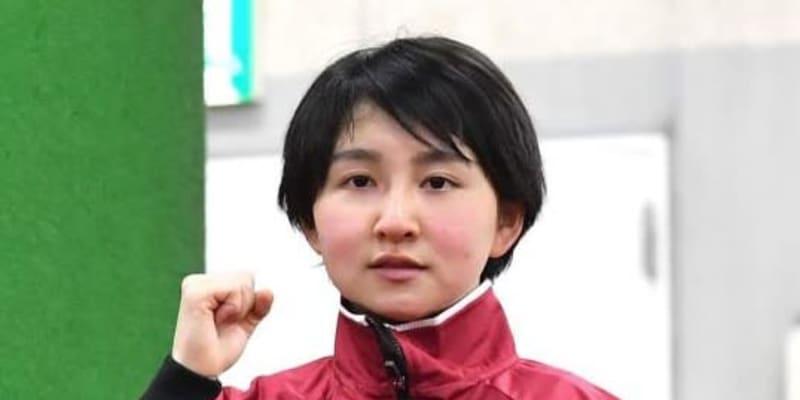古川奈穂5週連続Vならず
