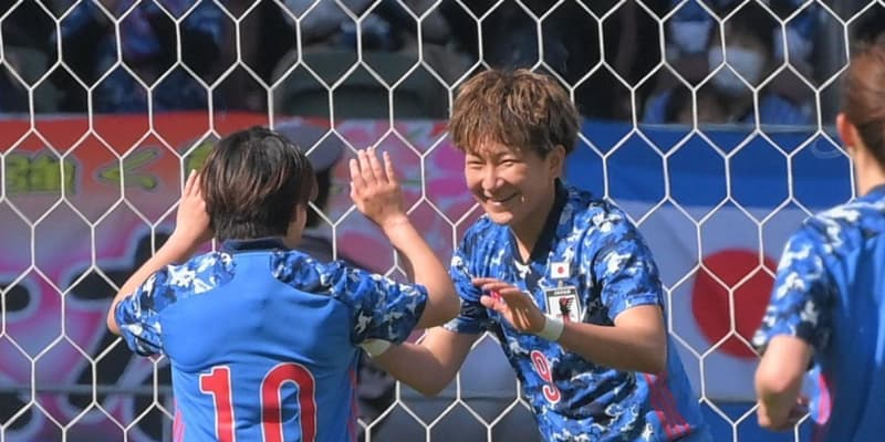 なでしこ菅沢がハットトリック達成 東京五輪代表入りへ大きくアピール