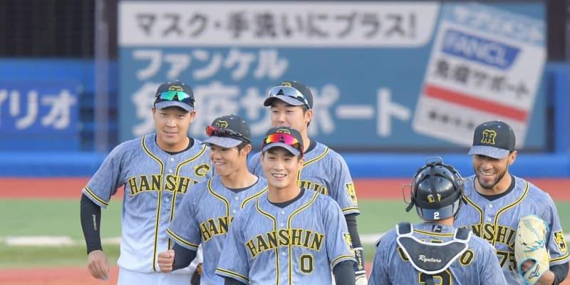 阪神の新人は佐藤輝だけじゃない!ドラ6中野が猛打賞「何としてもものにしようと」