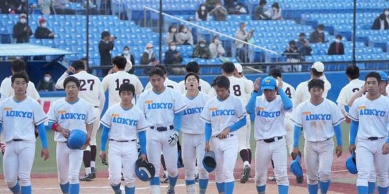 【大学野球】東大、7季ぶり白星へあと1本… 早大と引き分けに井手監督「いけそうな気は…」
