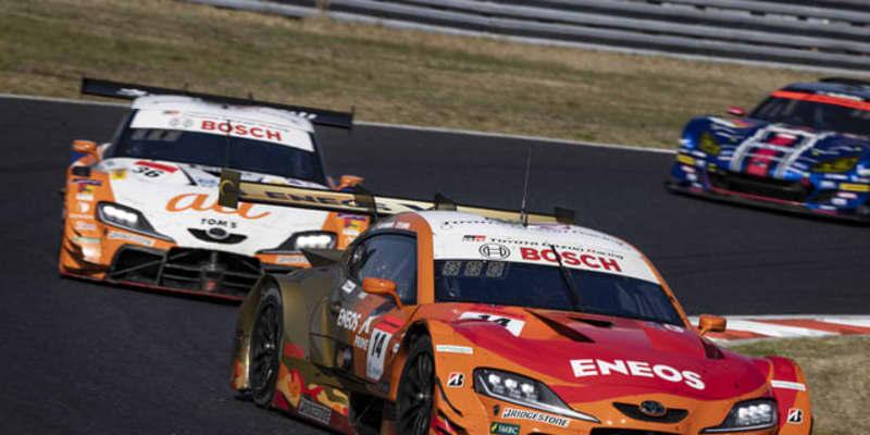 【SUPER GT 第1戦】ENEOS X PRIME GR Supraがチーム初優勝…GT300はリアライズ日産自動車大学校 GT-Rが優勝