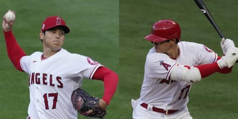 【MLB】大谷翔平、魅力的なのは打者?投手? 米記者の意見は「驚くほど凄い右翼手に…」