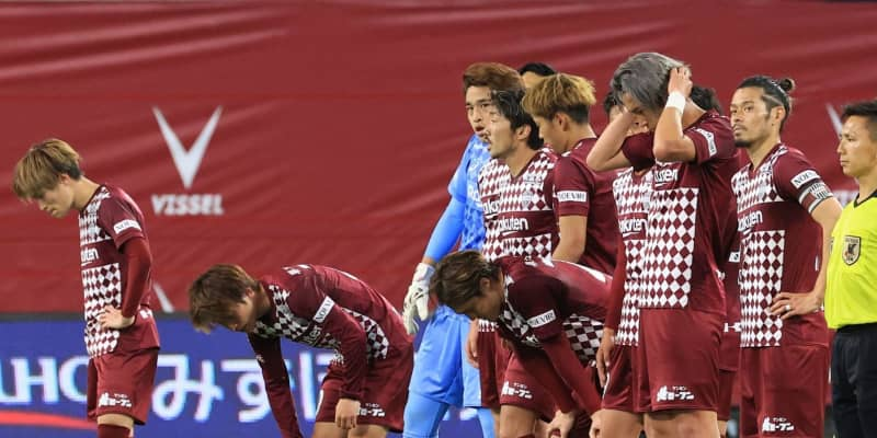神戸DF初瀬 途中出場で価値あるアシスト 五輪代表入り「まだ諦めていない」