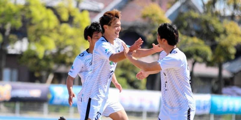 FC大阪が3連勝 DF坂本が2戦連続先制ゴール 鈴鹿との無敗対決制す