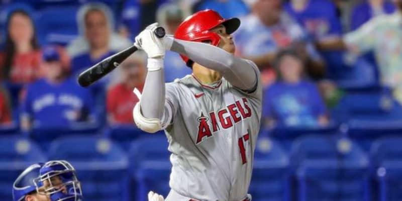 「初めて投手を入れちゃいます」 大谷翔平の本塁打競争出場をMLB公式期待